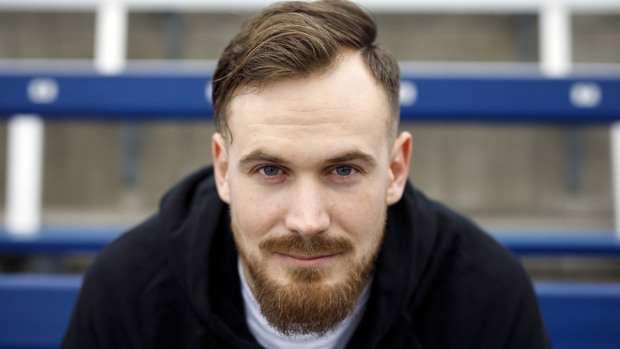 Frederik Myrup Nielsen in Toronto