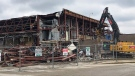 The Sears at the Stone Road Mall is no more. (Leighanne Evans / CTV Kitchener)