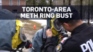 York Regional Police bust $5-million meth ring