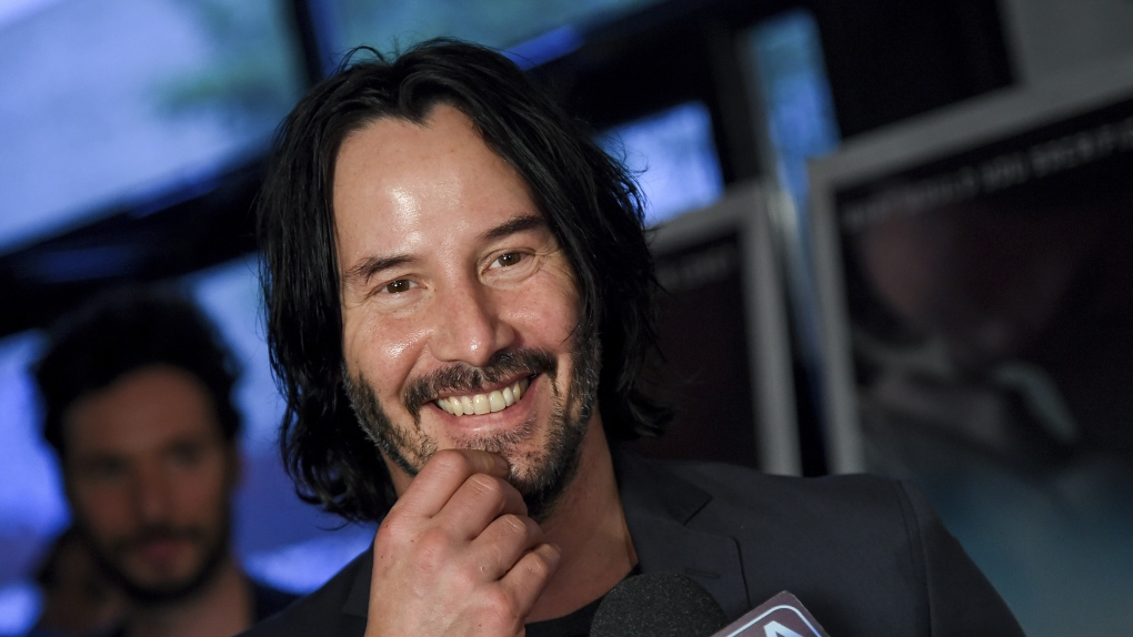 No way! Yes way! Keanu Reeves and Alex Winter confirm 'Bill & Ted 3'