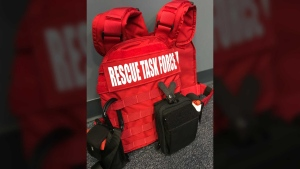 Rescue task force in Vancouver