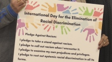 Local MPP aiming to fight racism with pledge