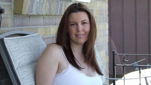 Lisa Leckie, 25, is seen in the undated photo provided by the London Police Service.