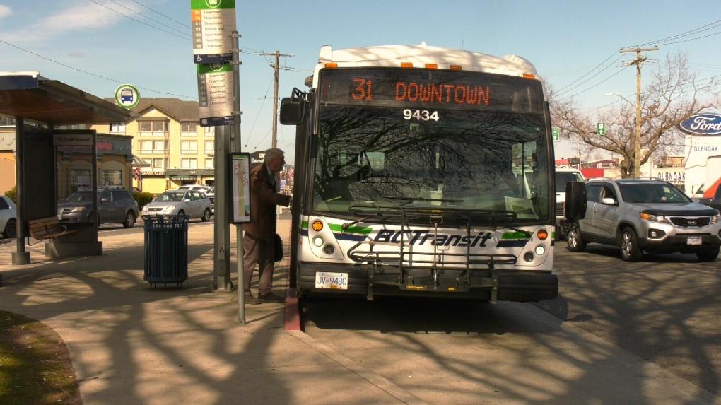 Bus assault