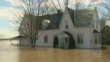 N.B. residents warned about flooding risk