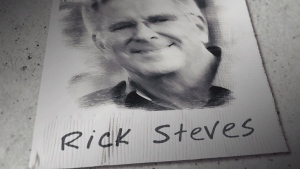 Rick Steves sketch