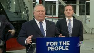 Ont. Premier Ford