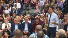 PM Trudeau holds town hall in Thunder Bay, Ont.