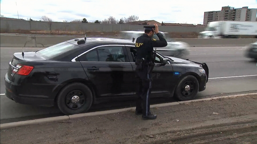OPP thank citizen for helping young child walking alone