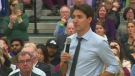 Student asks Trudeau about handling of SNC-Lavalin