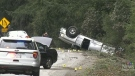 Crash near Coombs kills one