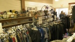 Courtenay thrift store rises from the ashes