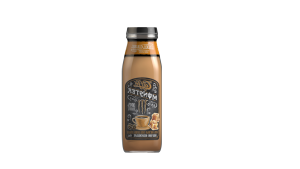 The Canadian Food Inspection Agency says the Caffe Monster Salted Caramel Energy Drink could contain glass fragments. (CFIA)