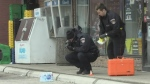 Brantford shooting suspects at large