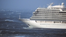 Norway cruise ship rescue