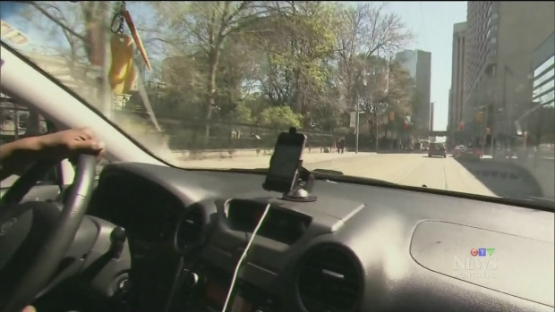 Newsmaker: Major changes in Montreal taxi industry