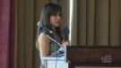 Filipino women honoured