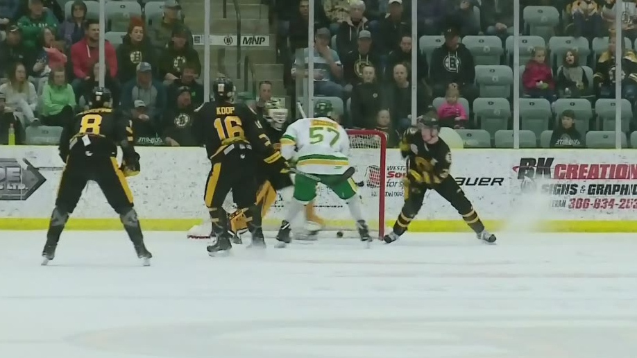 Bruins force game six against Broncos