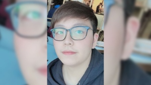 Wanzhen Lu, 22, is seen in this photo. (Source: York Regional Police)