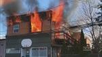 Fire engulfs Vancouver Island hostel