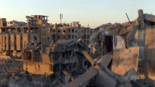 Troops declare the last ISIS stronghold in Syria