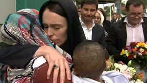 CTV National News: New Zealand mosques open