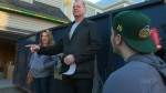 CTV National News: Mike Holmes lends a hand