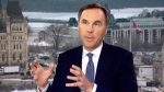 Finance Minister Bill Morneau appears on CTV Question Period.
