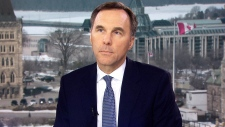 CTV QP: One-on-one with Minister Bill Morneau
