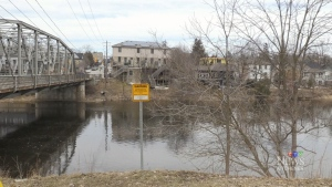 Woman found dead in Grand River in Elora
