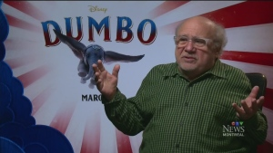 CTV Montreal: Recreating the magic of 'Dumbo'