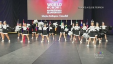 Local pom team takes world stage