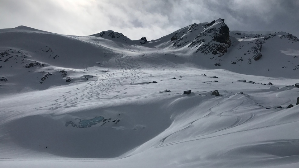 Decker Mountain as seen in this undated photo. Courtesy: Dean McQuillen