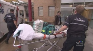 Paramedics warn of staffing storage