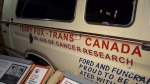 terry fox van of hope