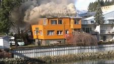 cona hostel fire