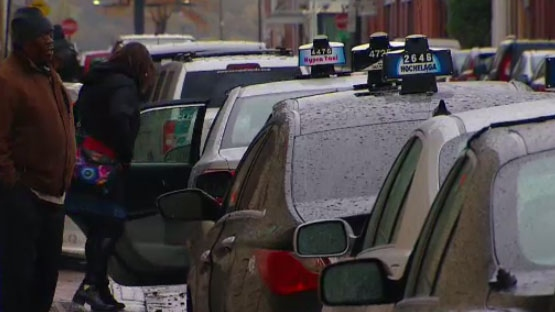 Montreal taxis