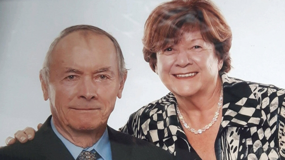 Rita and Marc Gagne are seen pictured in this undated image. (Source: WPLG-TV)