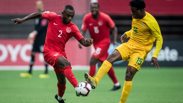 Canadian men's soccer squad off to Gold Cup with 4-1 win ...