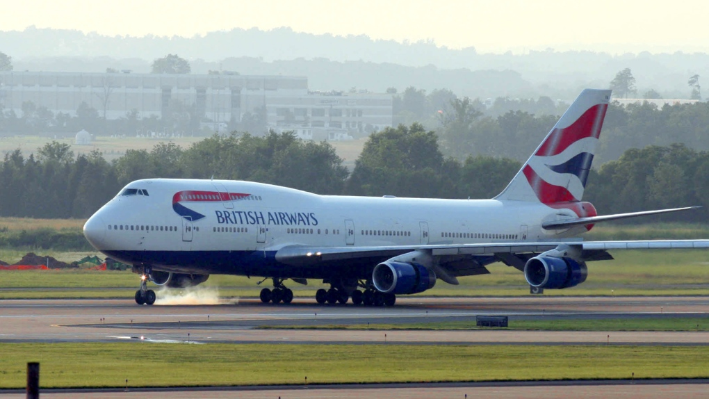 Whoops? British Airways flight ends up in Scotland instead of Germany