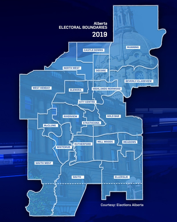 Check your consuency for the 2019 provincial election ... on map of cape breton university, map of kralendijk, map of mount royal university, map of tampa st petersburg, map of lakehead university, map of mackenzie river, map of calgary, map of new carlisle, map of banff attractions, map of sandy beach, map of university of windsor, map of resolute, map of fraser lake, map of alberta, map of lawrenceburg, map of chuncheon, map of maligne lake, map of brookfield place, map of back river, map of fort steele,