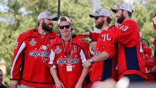 Washington Capitals at the White House