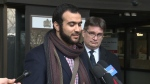 Omar Khadr March 25, 2019