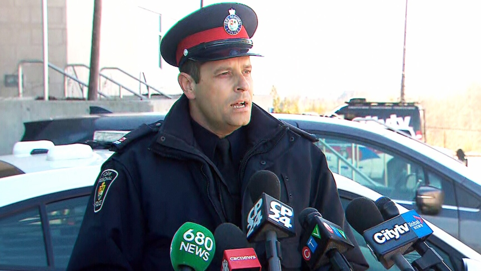 York Regional Police update on the kidnapping of a Chinese national in Markham, Ont.