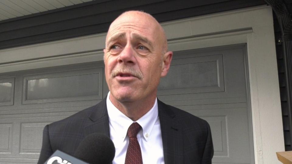 Maple Ridge Mayor Mike Morden
