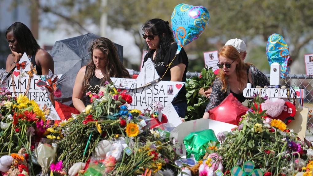Two Parkland survivors, father of Sandy Hook victim die by suicide