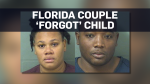 Florida parents 'forget' kid at park for 14 hours