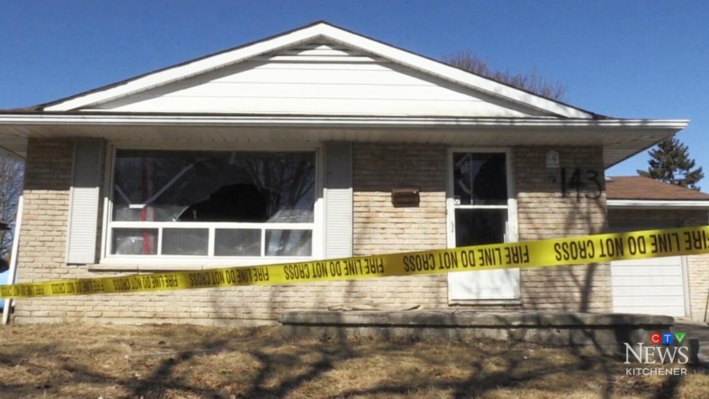 1 dead in Kitchener, police investigate after fire | CTV News Kitchener