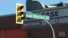 Call to ban right on reds at busy intersection