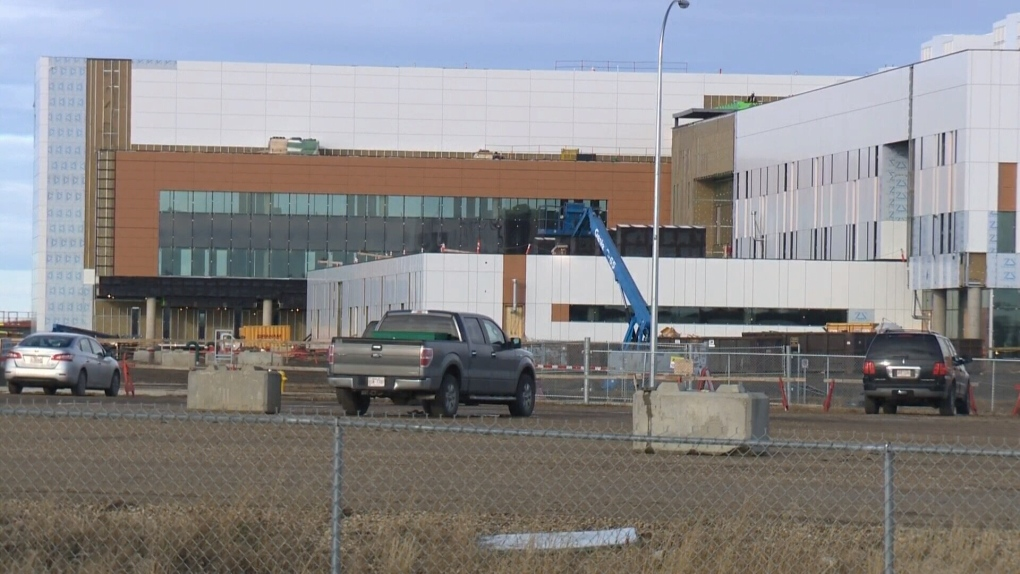 Grande Prairie hospital contractors say they're owed $60M by